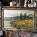Flusslandschaft John Hooper